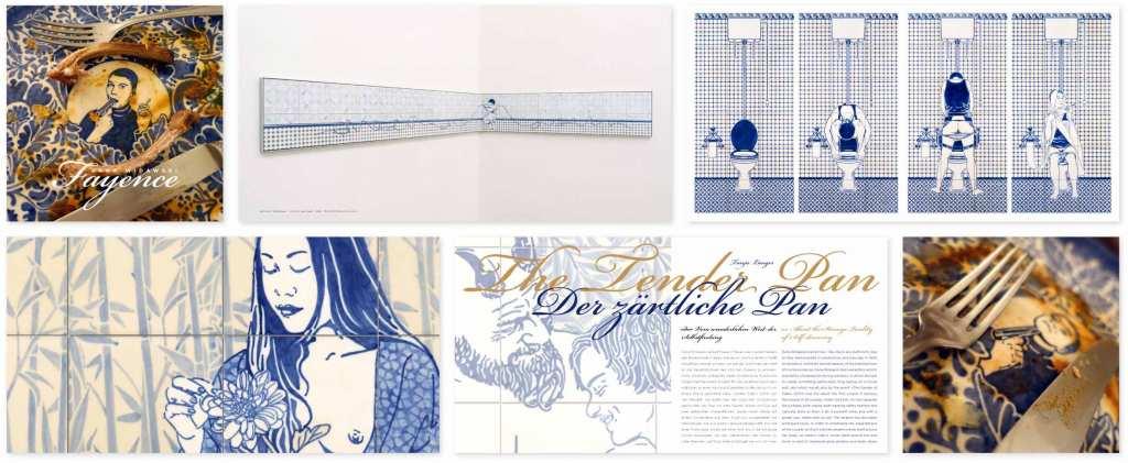 Dana Widawski · Katalog »Fayence« · 2012
