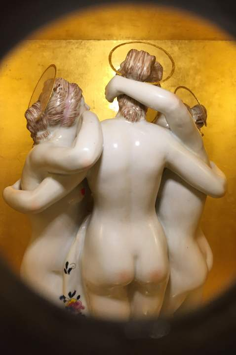 Dana Widawski · Figures de Décoration Nr. 4 · 2019
