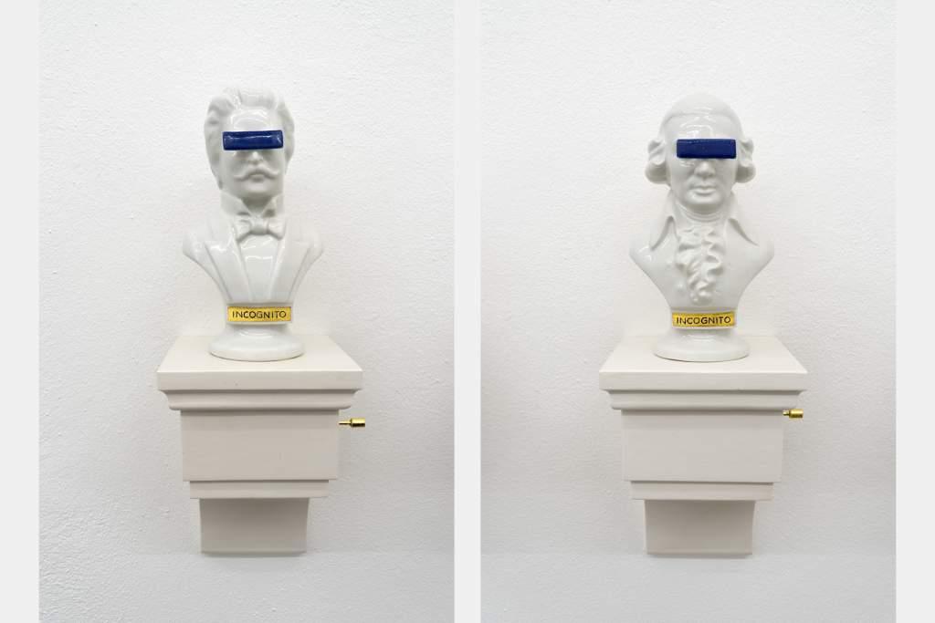 Dana Widawski · Figures de Décoration No. 8 (1-6) · 2020