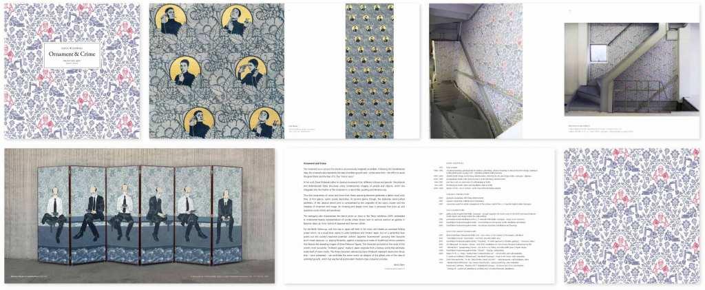 Dana Widawski · Katalog «Ornament & Crime» · 2012