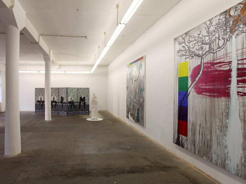 Dana Widawski · TO–BE Tokyo+Berlin Communication Art · 2010 · Berlin · Foto: Cordia Schlegelmilch