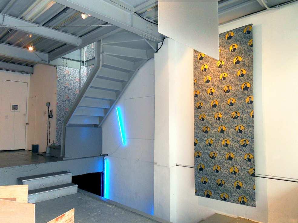 Dana Widawski · TO–BE Tokyo+Berlin Communication Art · 2009 · Tokio
