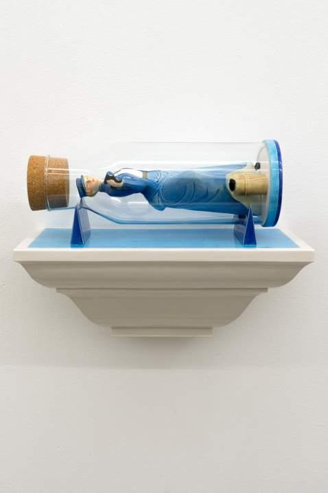 Dana Widawski · Figures de Décoration No. 7 · 2020